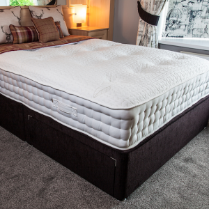 The Castle mattress by Feather & Springs