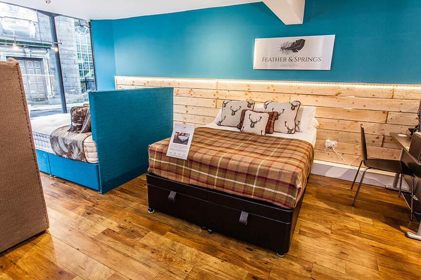 Lancaster Bed & Mattress Shop - Feather & Springs